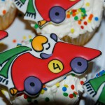 Vroom….vroom…a little boy's birthday party