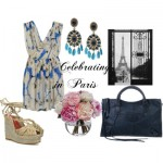 Celebrating in Paris….and the Winner of the 1st Give Away!