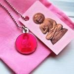 Pink Buddha ~ Good Karma