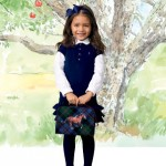 Back to School Fashions + Ralph Lauren = An A+ Give Away!