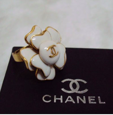 Chanel Camelia Ring Cost