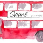 Take Note of Sloane Stationery