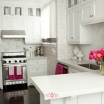 Hint of Pink – In the Kitchen