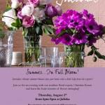 Friday Flowers: Juliska & You
