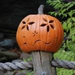 Haunted Pumpkin Garden