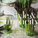 Winners of Style & Simplicity, signed by Ted Kennedy Watson