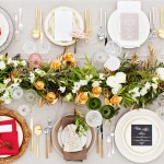 4 Ways to Dress Up Your Thanksgiving Table