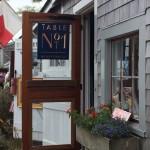 Table No. 1 – Nantucket