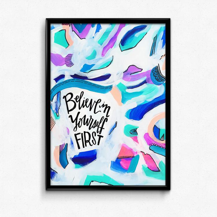 1.2_Believe_framed