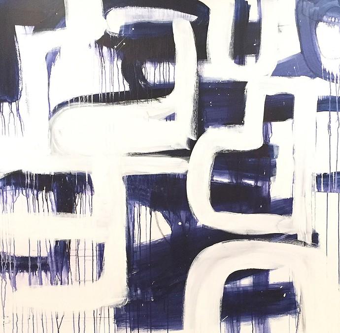 my blue maze