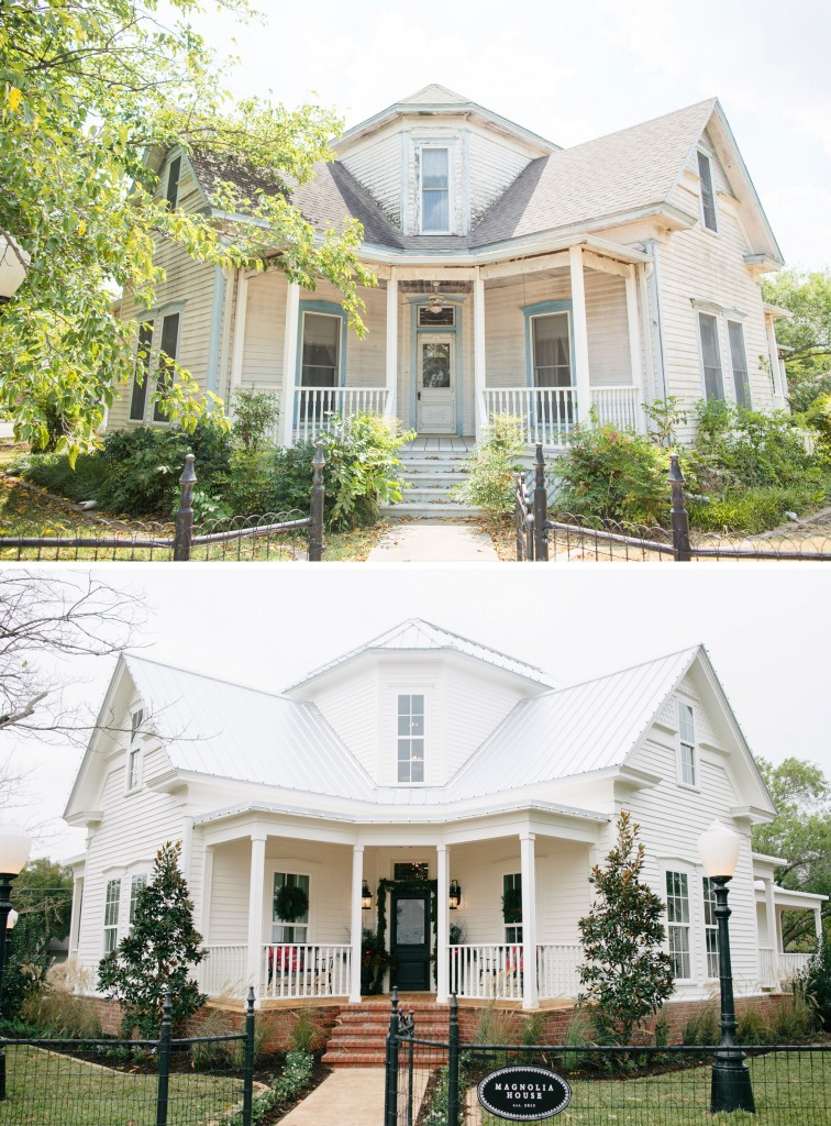 Magnolia house the new b b by fixer upper for What happens to the houses on fixer upper