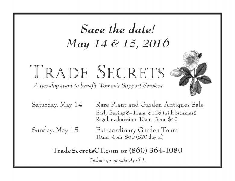 Trade Secrets Save the Date 2016 first draft