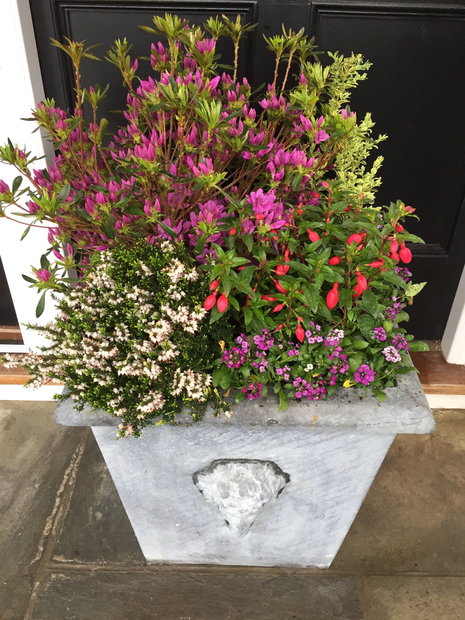 Friday Flowers With Outdoors Contained