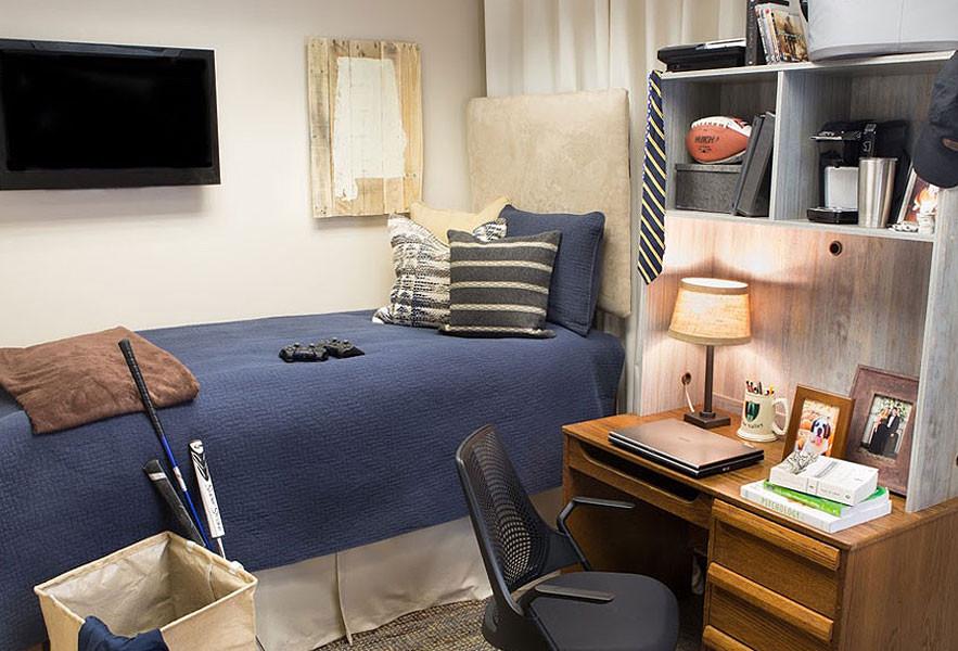 Decorating Ideas > Dressing Up The Dorm Room ~ 145940_Dorm Room Ideas Male