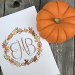 A Monogram for All Seasons