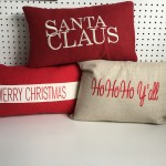 Holiday Pillows + Discount