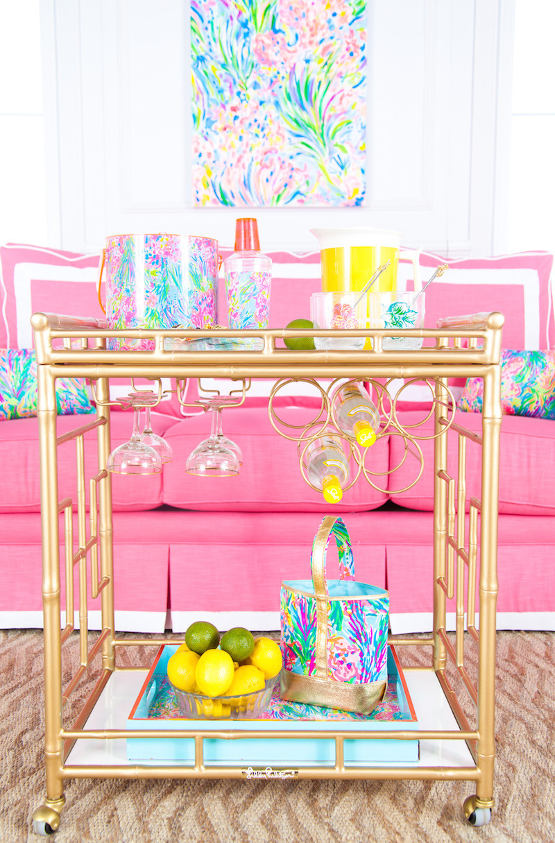 Lilly Pulitzer Furniture Lilly Pulitzer X Society Social