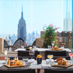 Rosé Pop Up at the Rainbow Room