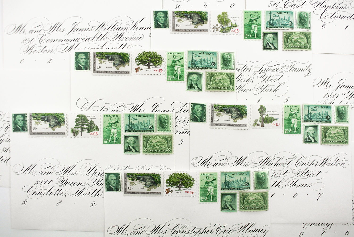 Stamp of Approval – Magnolia Postage