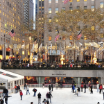 NYC Hotspot: The Rink at Rockefeller Center Opens