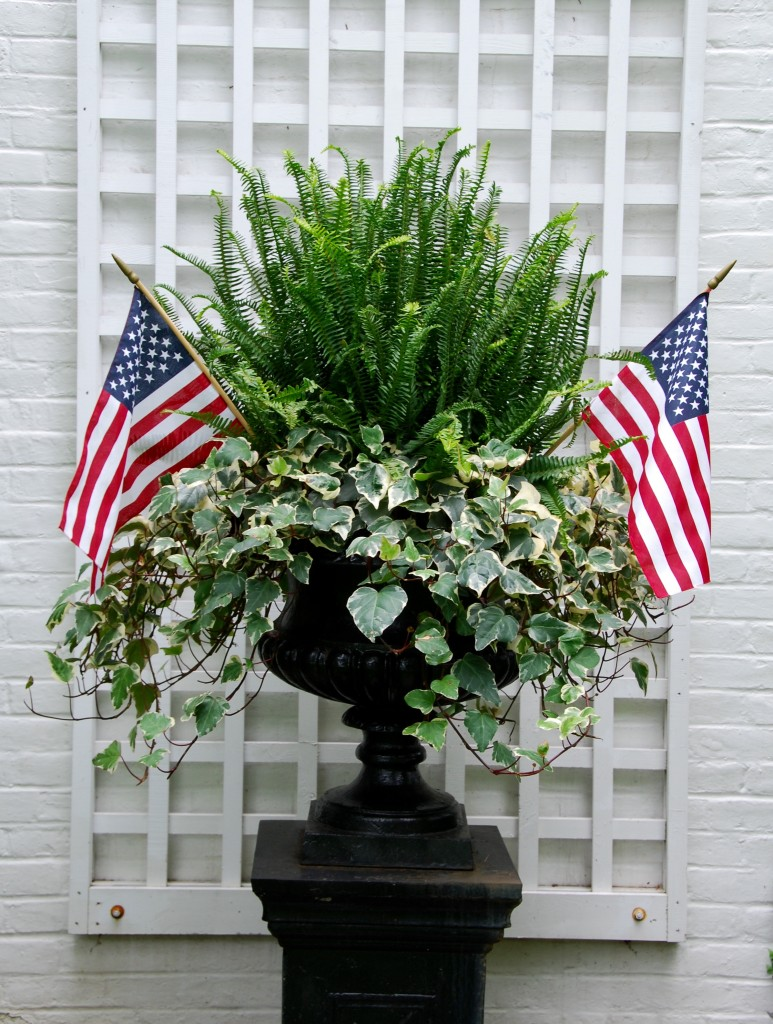 Memorial Day Decor