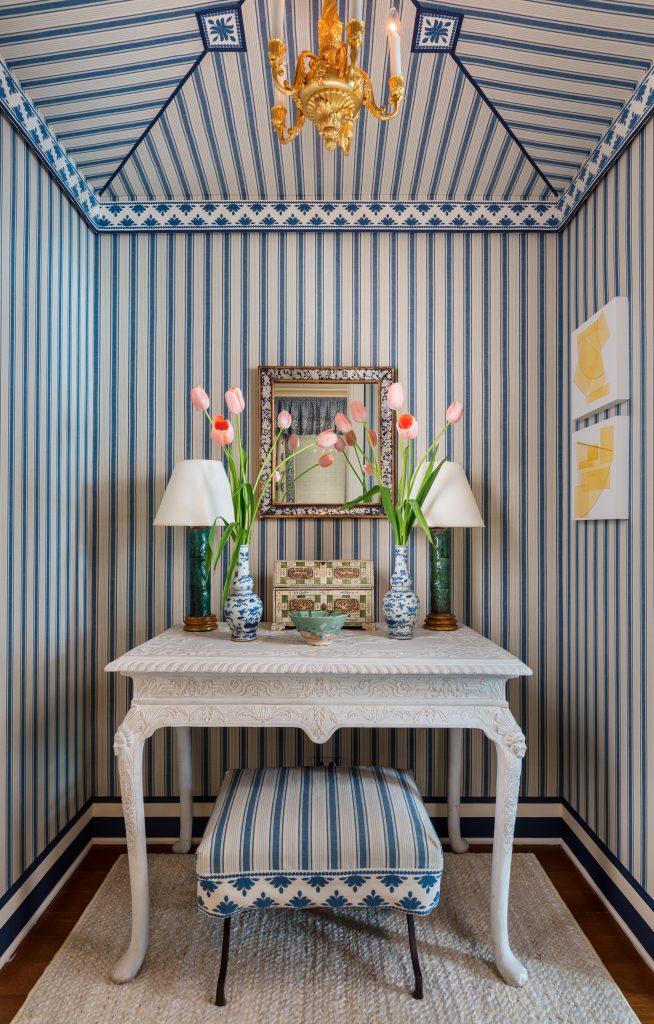 European Bedroom Interior