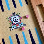Custom Backgammon Boards – Nine Fair