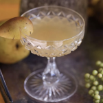 Nearly Fall – Gin Pear Cocktail